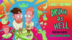 Drunk As Hell (Riggi & Piros Remix (Audio)) - Lost Kings, Jesper Jenset