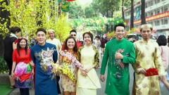 Chào Mùa Xuân Mới - Lưu Minh Tuấn, Quách Beem, Huy Nam (A#)