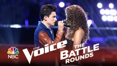 Stay (The Voice 2014 Battle Round) - Alessandra Castronovo , Joe Kirk