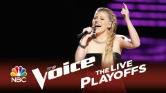 Holding Out For A Hero (The Voice 2014 Live Playoffs) - Jessie Pitts