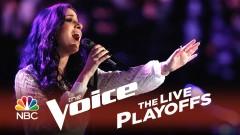 I Say A Little Prayer (The Voice 2014 Live Playoffs) - Sugar Joans