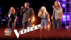 Sad Songs (Live At The Voice 2014) - Blake Shelton, Craig Wayne Boyd, Jessie Pitts, Reagan James