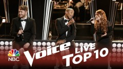 What A Wonderful World (The Voice 2014) - Pharrell Williams, DaNica Shirey, Luke Wade
