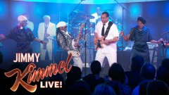 Le Freak (Live On Jimmy Kimmel Live) - Chic , Nile Rodgers