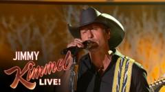 Shotgun Rider (Live On Jimmy Kimmel Live) - Tim McGraw