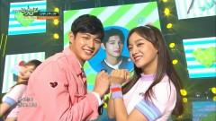 Very Very Very (161111 Music Bank) - I.O.I, Lee Seo Won