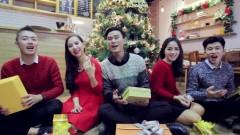 Giáng Sinh Ấm Áp - Ron Vinh, Tịnh Uyên, Khánh Linh, Tran Nghia