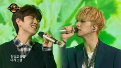 Special Duet - Hee Jae (161111 Duet Song Festival) - Ken ((VIXX)), Sandeul ((B1A4))