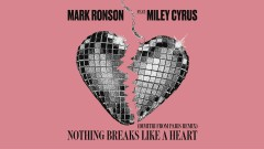 Nothing Breaks Like a Heart (Dimitri From Paris Remix) [Audio] - Mark Ronson, Miley Cyrus