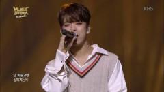 Talk Love (Music Bank Jakarta) - Daehyun, Young Jae