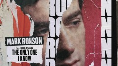 The Only One I Know (Official Audio) - Mark Ronson, Robbie Williams