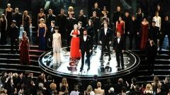 Suddenly & One Day More (Les Misérables OST) (Oscar 2013) - Hugh Jackman, Samantha Barks, Sacha Baron Cohen, Helena Bonham Carter, Russell Crowe, Anne Hathaway, Eddie Redmayne, Amanda Seyfried, SHeDAISY