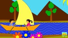 Row Row Row Your Boat (Nursery Rhyme)