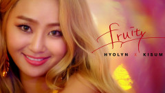 FRUITY (Prod. Groovyroom) - Hyorin, Kisum