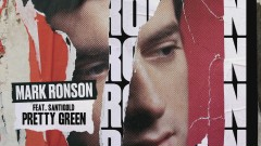Pretty Green (Official Audio) - Mark Ronson, Santigold