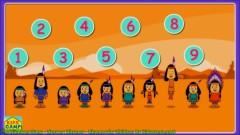 The Numbers Song - Nursery Rhymes - Rhymes
