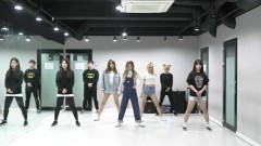 COLOR TV (Mirrored Dance Practice) - Wa$$up