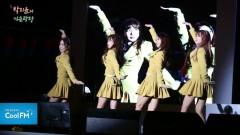 Doo Doom Chit (161008 Park Ji Yoon Gayo Plaza Radio) - Crayon Pop