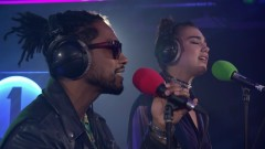 Lost in Your Light (Live In The Live Lounge) - Dua Lipa, Miguel