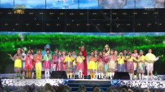 The Story Of Sky, Sea, Tree, Star (161106 Open Concert) - Song Ji Eun