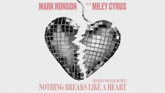 Nothing Breaks Like a Heart (Martin Solveig Remix) [Audio] - Mark Ronson, Miley Cyrus