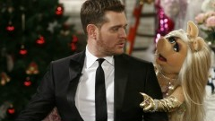 Baby It's Cold Outside (Michael Buble's Christmas In New York 2014) - Michael Bublé, Miss Piggy