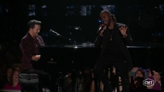 Strip It Down & Want To Want Me (CMT Music Awards 2017) - Luke Bryan, Jason Derulo