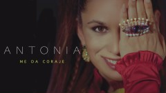 Me Da Coraje (Audio) - Antonia