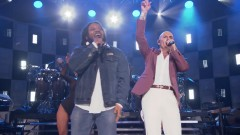 Options (Live The Jimmy Show) - Pitbull, Stephen Marley