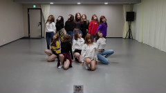 La Vie En Rose (Dance Practice) - IZ*ONE