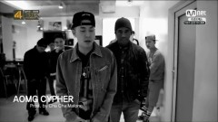 AOMG CYPHER - Loco, Gray, Ugly Duck, Jay Park, Simon Dominic
