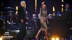 God Only Knows (Live At BBC Music Awards 2014) - Tom Jones, Paloma Faith