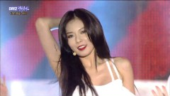 RED (Music Core Stage Mix) - HYUNA