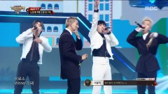 LOVE ME LOVE ME + REALLY REALLY (2017 MBC Music Festival) - WINNER