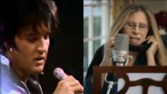 Love Me Tender - Barbra Streisand, Elvis Presley