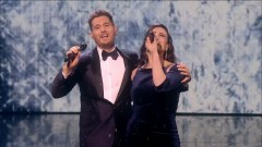 Baby It's Cold Outside (Live At The X Factor UK 2014) - Idina Menzel, Michael Bublé