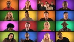 We Are The Champions (A Cappella) - Jimmy Fallon, The Roots, Carrie Underwood, Sam Smith, Ariana Grande, Meghan Trainor, One Direction, Blake Shelton, Usher, Ace Young