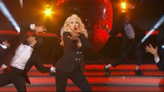 Medley: New York; New York, Livin' In The City, Empire State Of Mind (2015 NBA All-Star Game) - Christina Aguilera , Nas