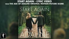 Start Again (Lyric Video) - Rob Simonsen, Elena Tonra