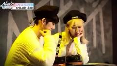 Rice Balls - Hyunsik ((BTOB)), Seung Yeon ((UNIQ))