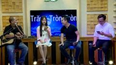 Trăng Tròn Tròn (Live) - Bé Thoại Nghi