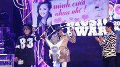 Lương Bích Hữu Được Bạn Trai Khánh Đơn Cầu Hôn Trên Sân Khấu Zing Music Awards 2014 - Khánh Đơn, Lương Bích Hữu