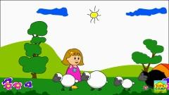 Baa Baa Black Sheep (Nursery Rhyme)