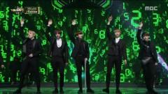 Rainism + U Go Girl + Mirotic + So Hot + Abracadabra - Special Stage (2016 MGD) - BTS, TWICE, B.A.P, GFRIEND, EXID