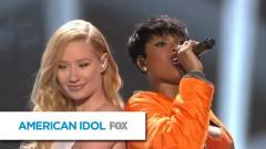 Trouble (Live At American Idol 2015) - Iggy Azalea , Jennifer Hudson