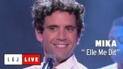 Elle Me Dit (Live At Grand Journal) - Mika