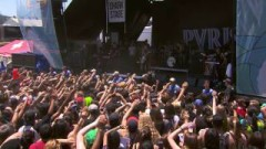 My House (Live 2015 Vans Warped Tour Webcast) - PVRIS