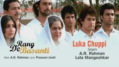 Luka Chuppi (Pseudo Video) - A.R. Rahman, Lata Mangeshkar