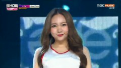 Good Time (161026 Show Champion) - A.DE