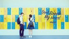 Don't Break My Heart - Mina